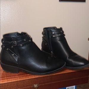 Pre-loved Women's 8wide low booties